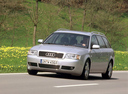 Фото авто Audi A6 4B/C5 [рестайлинг], ракурс: 45