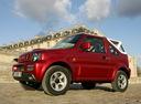 Фото авто Suzuki Jimny 3 поколение [рестайлинг], ракурс: 45