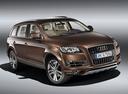 Фото авто Audi Q7 4L [рестайлинг], ракурс: 315 - рендер цвет: коричневый