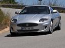 Фото авто Jaguar XK X150 [2-й рестайлинг],  цвет: серый