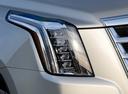 Фото авто Cadillac Escalade 4 поколение, ракурс: передние фары
