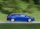 Фото авто Peugeot 308 T9 [рестайлинг], ракурс: 270 цвет: синий
