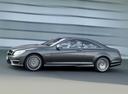 Фото авто Mercedes-Benz CL-Класс C216 [рестайлинг], ракурс: 90 цвет: серый