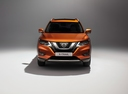 Фото авто Nissan X-Trail T32 [рестайлинг], ракурс: 0 - рендер цвет: оранжевый