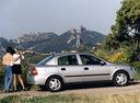 Фото авто Opel Astra G, ракурс: 270