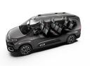 Фото авто Citroen Berlingo 3 поколение, ракурс: салон целиком