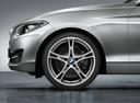 Фото авто BMW 2 серия F22/F23, ракурс: колесо