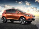 Фото авто FAW D60 1 поколение, ракурс: 315 цвет: оранжевый