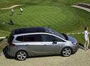 Фото авто Opel Zafira C, ракурс: 270 цвет: серебряный