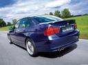 Фото авто Alpina B3 E90/91/92/93, ракурс: 135 цвет: синий