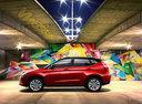 Фото авто Haval H2 1 поколение, ракурс: 90 цвет: красный