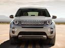 Фото авто Land Rover Discovery Sport 1 поколение,  цвет: бежевый
