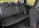 Фото авто Suzuki Swift 5 поколение, ракурс: задние сиденья
