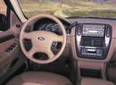Фото авто Ford Explorer 3 поколение, ракурс: рулевое колесо