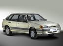 Фото авто ВАЗ (Lada) 2114 1 поколение, ракурс: 315 - рендер цвет: бежевый