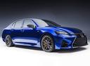 Фото авто Lexus GS 4 поколение [рестайлинг], ракурс: 315 цвет: синий