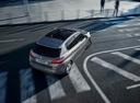 Фото авто Peugeot 308 T9 [рестайлинг], ракурс: сверху цвет: серый