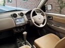 Фото авто Nissan Pino 1 поколение, ракурс: торпедо
