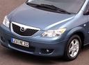 Фото авто Mazda MPV LW [рестайлинг], ракурс: передняя часть
