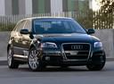 Фото авто Audi A3 8P/8PA [2-й рестайлинг], ракурс: 315 цвет: черный