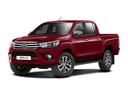 Новый Toyota Hilux, красный металлик, 2017 года выпуска, цена 2 392 000 руб. в автосалоне Тойота Центр Новороссийск