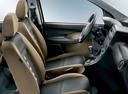 Фото авто Fiat Panda 2 поколение, ракурс: сиденье