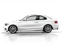 Фото авто BMW 1 серия E82/E88 [2-й рестайлинг], ракурс: 90 цвет: белый