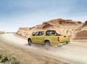 Фото авто Mercedes-Benz X-Класс 1 поколение, ракурс: 135 цвет: салатовый