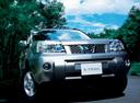 Фото авто Nissan X-Trail T30 [рестайлинг],  цвет: серебряный