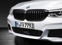 Фото авто BMW 6 серия G32, ракурс: передняя часть цвет: белый