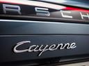 Фото авто Porsche Cayenne PO536, ракурс: шильдик