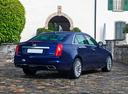 Фото авто Cadillac CTS 3 поколение, ракурс: 225 цвет: синий