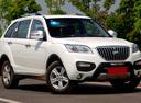 Фото авто Lifan X60 1 поколение [рестайлинг], ракурс: 315 цвет: белый