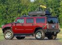 Фото авто Hummer H2 1 поколение, ракурс: 90
