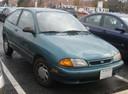 Фото авто Ford Aspire 1 поколение, ракурс: 315
