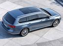 Фото авто Volkswagen Passat B8, ракурс: 225 цвет: синий