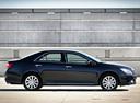 Фото авто Toyota Camry XV50, ракурс: 270 цвет: черный