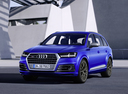 Фото авто Audi SQ7 4M, ракурс: 45 цвет: синий