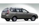 Фото авто ВАЗ (Lada) Priora 1 поколение, ракурс: 270 цвет: серебряный