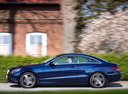 Фото авто Mercedes-Benz E-Класс W212/S212/C207/A207 [рестайлинг], ракурс: 90 цвет: синий