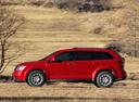Фото авто Fiat Freemont 345, ракурс: 90 цвет: красный