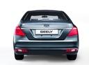 Фото авто Geely Emgrand 7 1 поколение [рестайлинг], ракурс: 180 цвет: мокрый асфальт