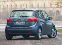 Фото авто Kia Venga 1 поколение [рестайлинг], ракурс: 180 цвет: синий