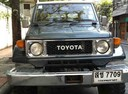 Фото авто Toyota Land Cruiser J70,