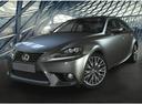 Фото авто Lexus IS XE30, ракурс: 45 цвет: серый