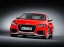 Фото авто Audi TT 8S, ракурс: 0 - рендер цвет: красный