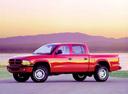 Фото авто Dodge Dakota 2 поколение, ракурс: 90
