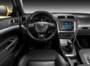 Фото авто Skoda Octavia 2 поколение [рестайлинг], ракурс: рулевое колесо