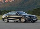 Фото авто Mercedes-Benz S-Класс W222/C217/A217, ракурс: 315 цвет: синий