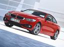 Фото авто BMW 4 серия F32/F33/F36, ракурс: 45 цвет: красный